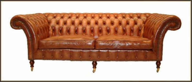 g nstiges chesterfield sofa von hoher qualit t elegante. Black Bedroom Furniture Sets. Home Design Ideas